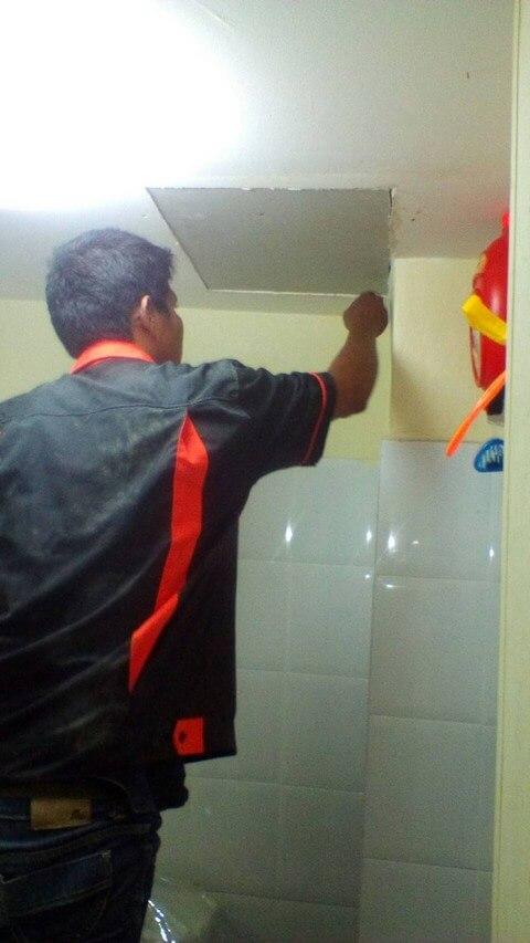 งานซ่อมฝ้าห้องน้ำ02