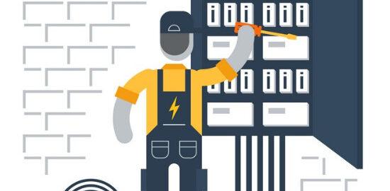 บริการซ่อมบ้าน-งานไฟฟ้า