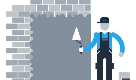 บริการซ่อมบ้าน-งานผนังและเพดาน