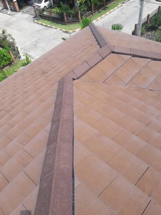 งานซ่อมหลังคา บ้านคุณสุวิมล 06